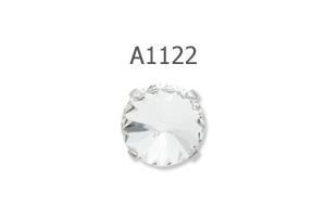Aurora Crystal Rivoli Round Stone A1122