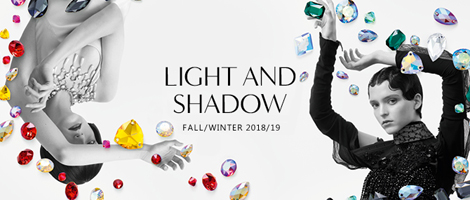 Swarovski innovations Fall/Winter 2018/2019
