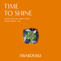 Swarovski innovations Spring/Summer 2021 TIME TO SHINE