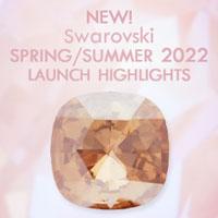 Swarovski Innovations Spring/Summer 2022 Launch