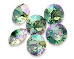 Swarovski 1088 XIRIUS Chaton Round Stone Crystal Envy