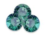 Swarovski 1088 XIRIUS Chaton Round Stone Light Turquoise Envy