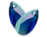 Swarovski 6106 Pear-shaped Pendant Crystal Envy