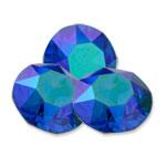 Swarovski 1088 XIRIUS Chaton Round Stone Majestic Blue AB