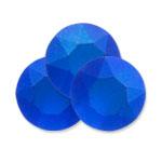 Swarovski 1088 XIRIUS Chaton Round Stone Majestic Blue Pastel
