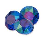 Swarovski 1088 XIRIUS Chaton Round Stone Majestic Blue Purple Haze