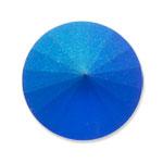 Swarovski 1122 Rivoli Round Stone Majestic Blue Pastel