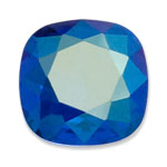 Swarovski 4470 Square Antique Fancy Stone Majestic Blue Verde