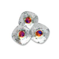 Swarovski 4470 Square Antique Fancy Stone Crystal Polaris