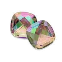 Swarovski Classical Square Fancy Stone 4461 Crystal Purple Haze