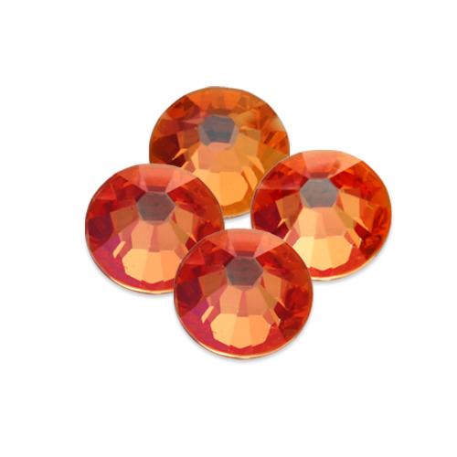 Swarovski XILION Rose Flat Back 2058 Crystal Summer Blush