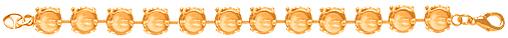 Wholesale Empty Cupchain Gold for Swarovski 1088 and 1122