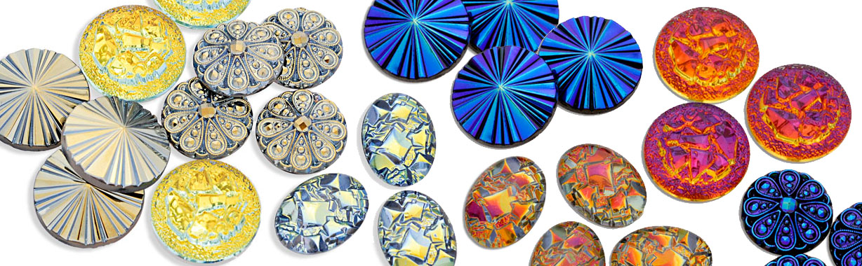 Wholesale German hand-crafted engraved glass geodes