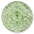 13268 Mosaic Glass Engraved Flat Back Stone Peridot