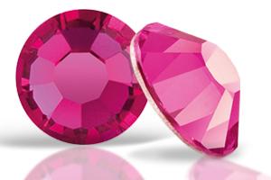 Preciosa Flat-Back Crystal Hotfix Rhinestones