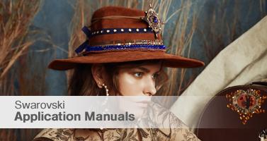 swarovski application manuals