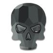 Swarovski Skull 2856 Jet Hematite