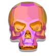 Swarovski Skull 2856 Crystal Mahogany