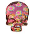 Swarovski Skull 2856 Crystal Peacock Eye Effect