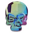 Swarovski Skull 2856 Crystal Purple Haze
