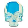 Swarovski Skull 2856 Ultra Turquoise AB