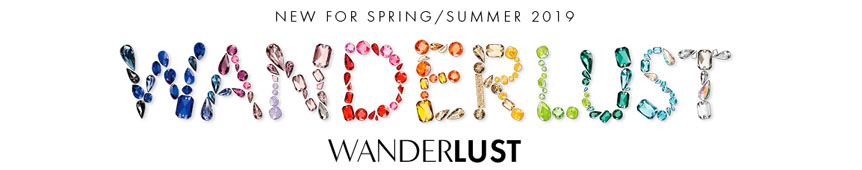 NEW! Swarovski innovations Spring/Summer 2019