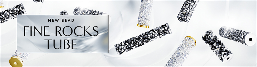 Swarovski Fine Rocks Tube