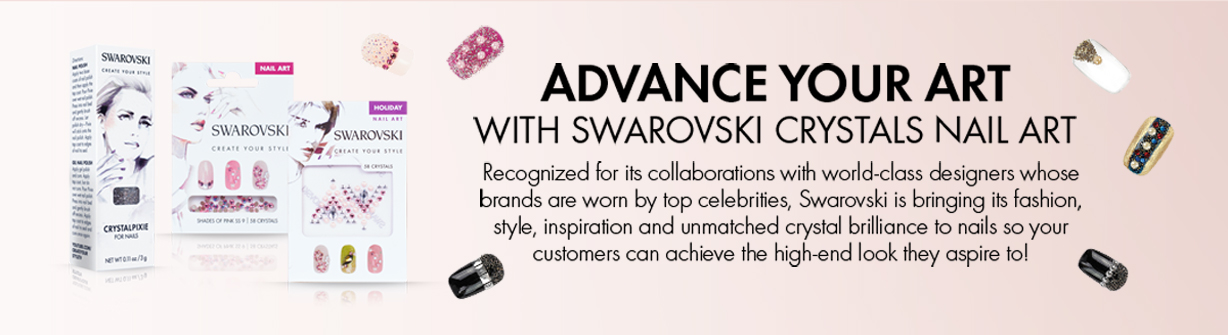 Wholesale Swarovski Nail Art