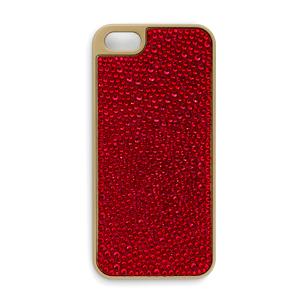 Swarovski crystal Scarlet Phone Case